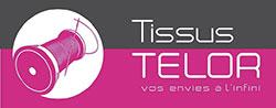 Tissus Telor - Créateur de tissus à Angoulin et Fontenay le Compte