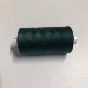 Bobine de fil vert menthe