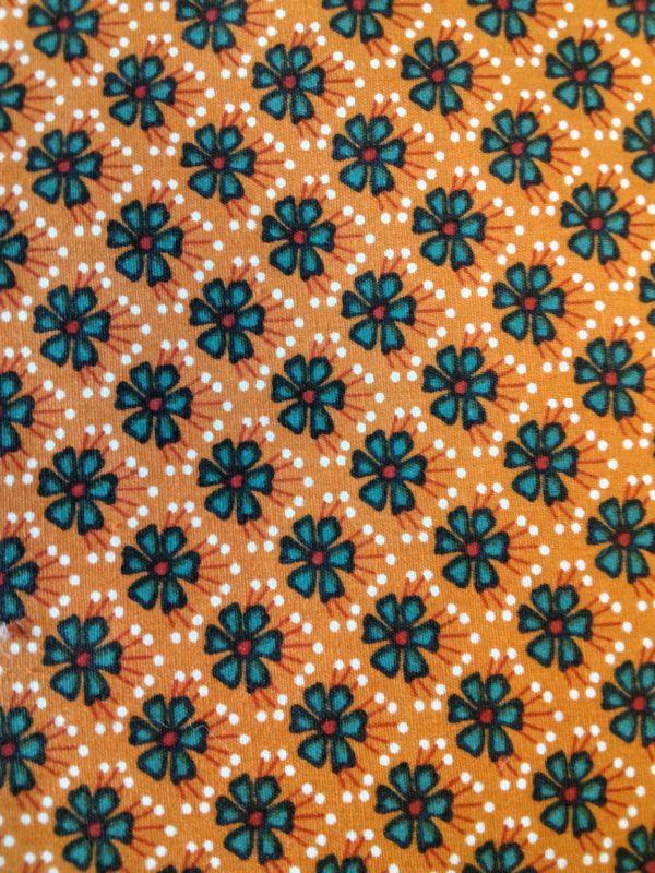 Fleurs orange 15825/056